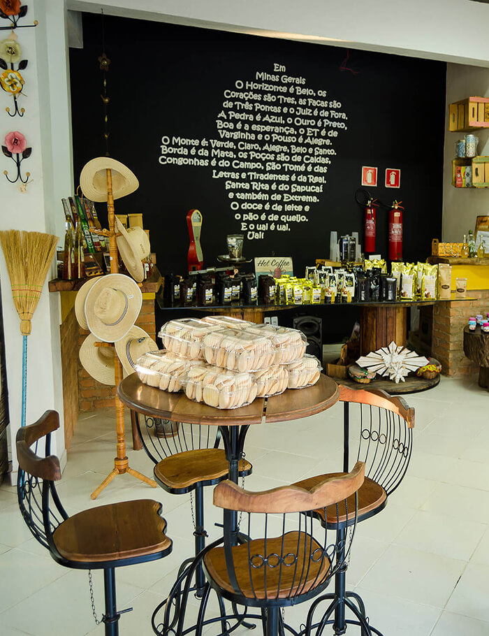 Hotel Vale do Café - Machado MG Sul de minas - Loja 01