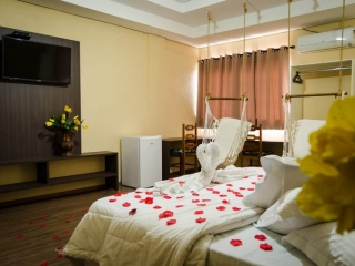 Hotel Vale do Café - Machado MG Sul de minas - Quarto Casal 10
