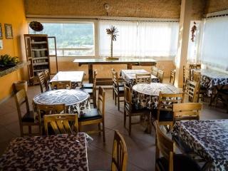 Hotel Vale do Café - Machado MG Sul de minas - Refeitório 04